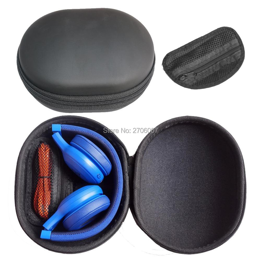 Vmota auriculares casos para JBL E45BT, dúo BT, JR300, JR300BT auriculares maleta, caja de almacenamiento