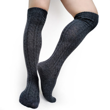 Thickness Winter Men Formal Socks Stocking Over The Knee Fashion Style Sexy Male Warm Long For Man Business