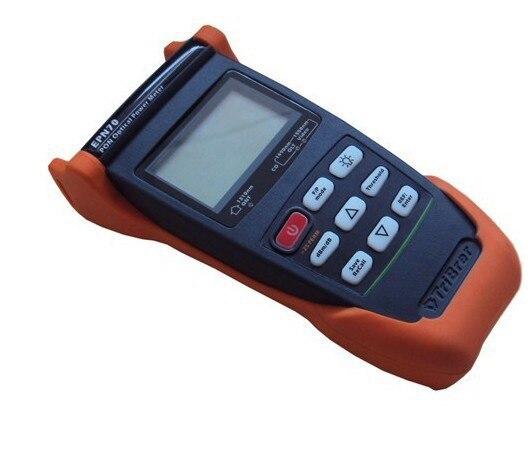 Цифровой EPN70 Одномодовый PON оптический мощность метр Кабельный тестер измерения инструменты