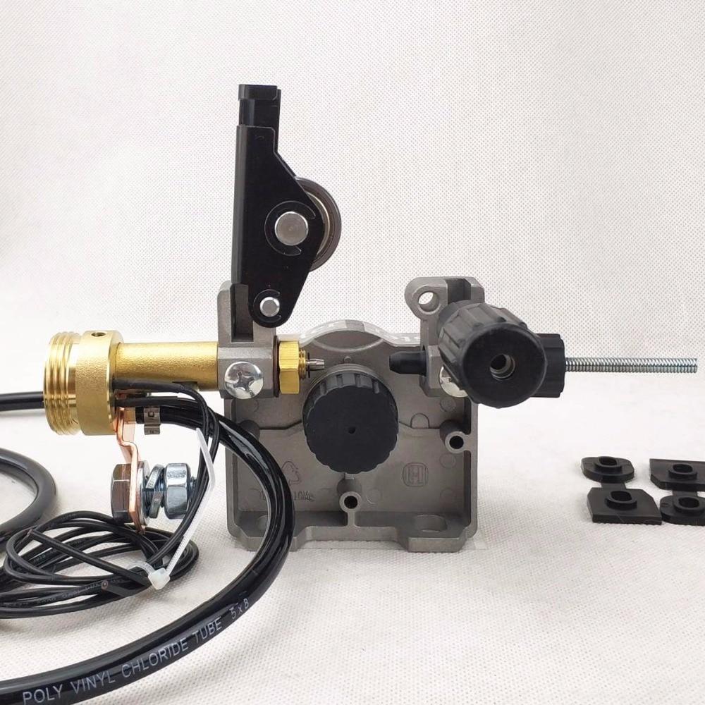 Ensemble d'alimentation de fil de soudure de chargeur de fil de cc 24 V pour la Machine de soudure de soudeur de 160/180/200A MIG/MAG