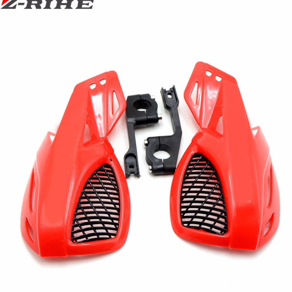 Universa 22mm 7/8''Handguards Handlebar Motorcycle Hand Guards Fit for honda CB750 CB250 CBF230 SUZUKI DRZ400 RMX250 DR-Z400S