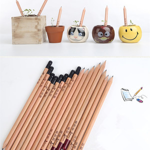 8pcs/pack Creative Wooden Blac