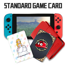 10PCS NFC Amiibo Card Printing Card for Super Mario Odyssey for Switch NFC ntag215 card(China)