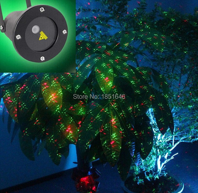 remote ip65 elf outdoor holiday laser outdoor christmas light projector red green garden home christmas decorative - Elf Outdoor Christmas Decorations