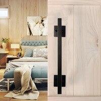 American Barn Door Hanging Rails New Door Handle Carbon Steel Barn Door Handle Door Handle|Door Handles| |  -