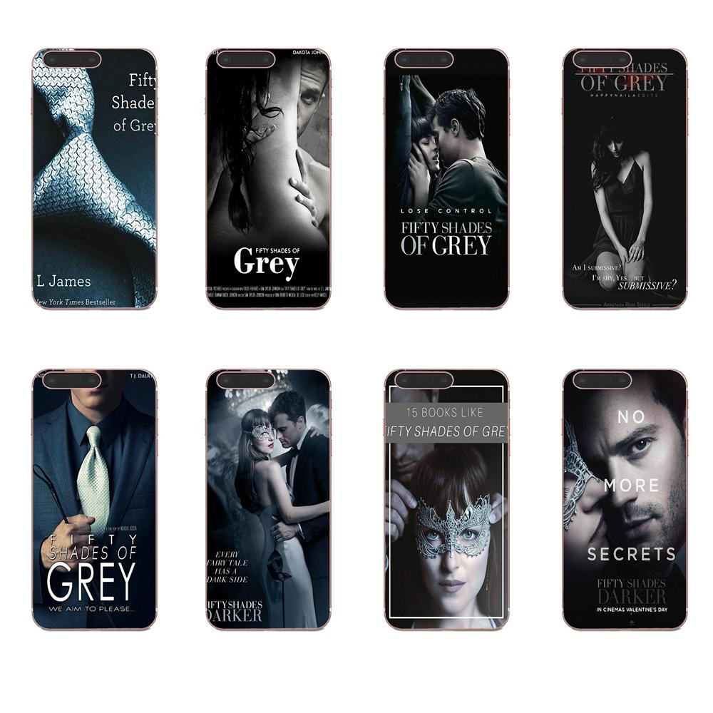50 Fifty Shades Of Grey <font><b>Sex</b></font> For <font><b>Huawei</b></font> <font><b>Mate</b></font> 7 8 9 <font><b>10</b></font> 20 P8 P9 P10 P20 P30 Lite Plus <font><b>Pro</b></font> 2017 Soft TPU Protective <font><b>Cover</b></font> Case image