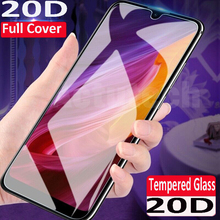 20D Protective Glass Film On The For Xiaomi Redmi Note 7 6 Pro 5 4X Screen Protector 6A Tempered