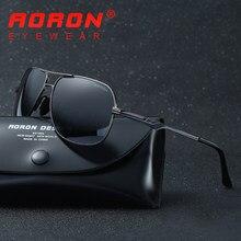 59bf087e913 AORON Men Polarized Sunglasses Male LOGO Original Box Sun Glasses UV400  Carter Goggles Brand Designer Leisure olhos de sol