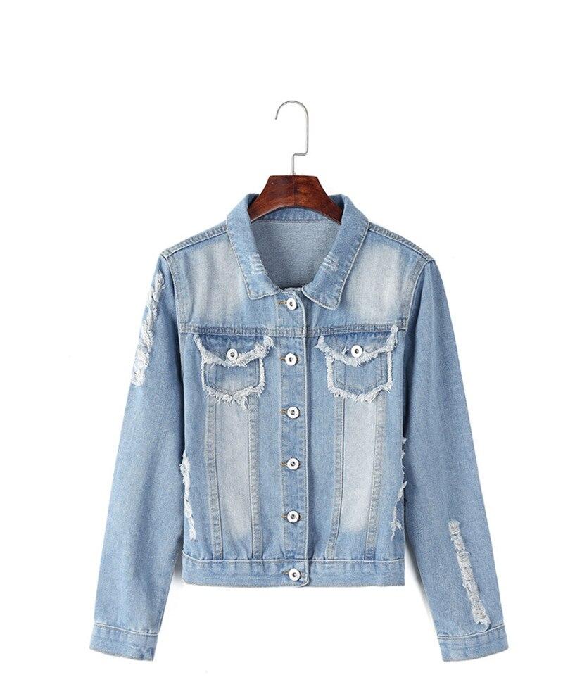 Olgitum chaqueta 2017 primavera verano de las mujeres de moda chaquetas de mezcl