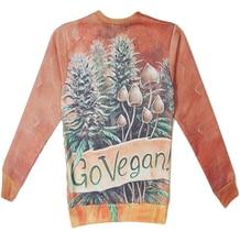 Classic GO VEGAN sweatshirt