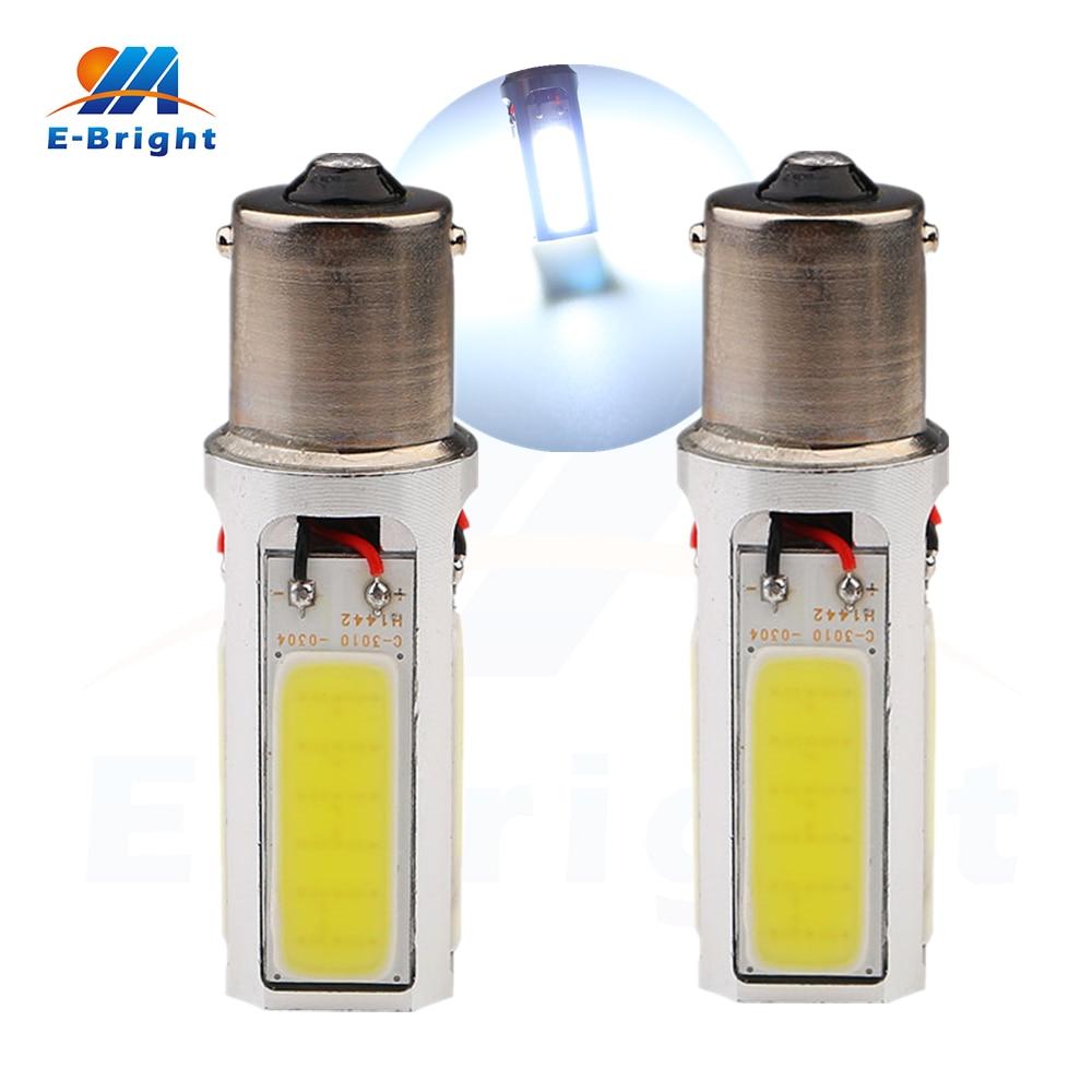 2pcs Super Bright White 20W COB 1156 BA15S P21W LED Interior Brake Parking Backup Bulb Light Lamp Good Quality Free Shipping цена 2017