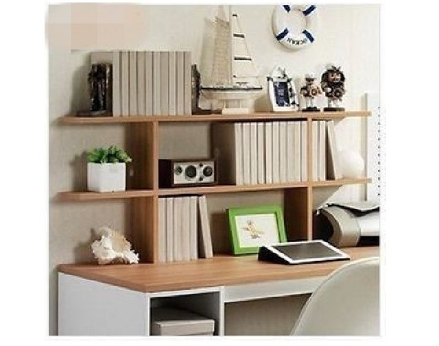 Simple Small Bookshelf Creative Table Top Desk Shelf Ikea Shelving Racks Student