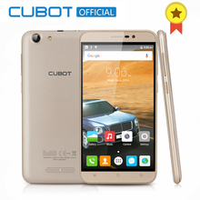 Cubot Nota S 4150 mAh Batería Smartphone Pantalla 5.5 pulgadas HD Android 6.0 MTK6580 Teléfono Móvil 3G WCDMA 2G RAM 16G ROM Móvil teléfono