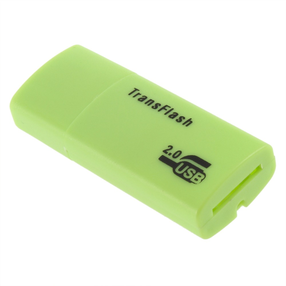 1 pcs Instantly Convert Transfer Memory Card Into a USB Flash Drive Card Reader In stock!