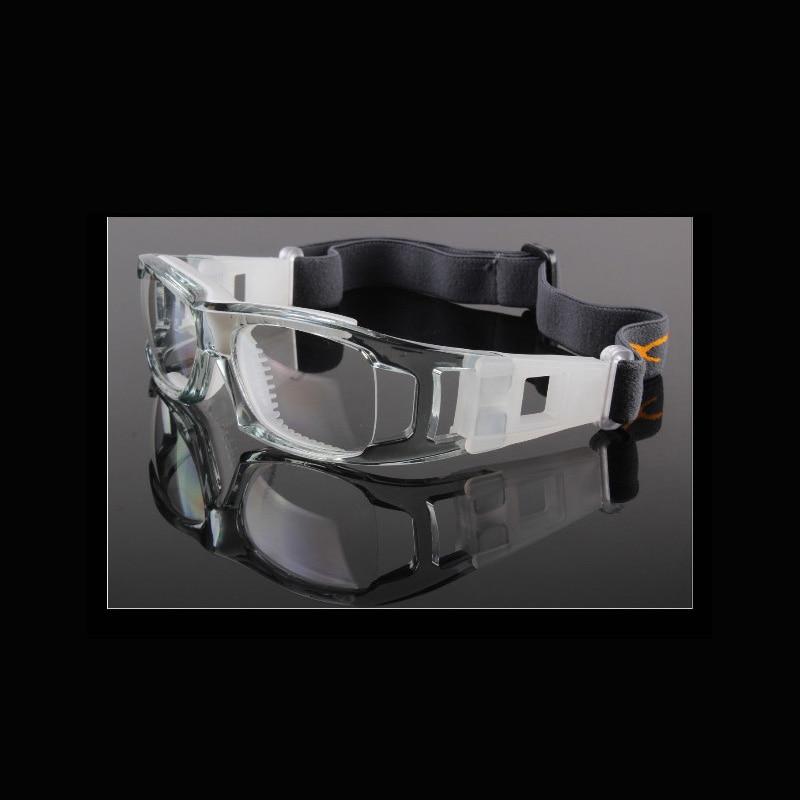 Männer Basketball Fußball Augenschutz Brille Brillen Myopie Rahmen - Radfahren - Foto 4