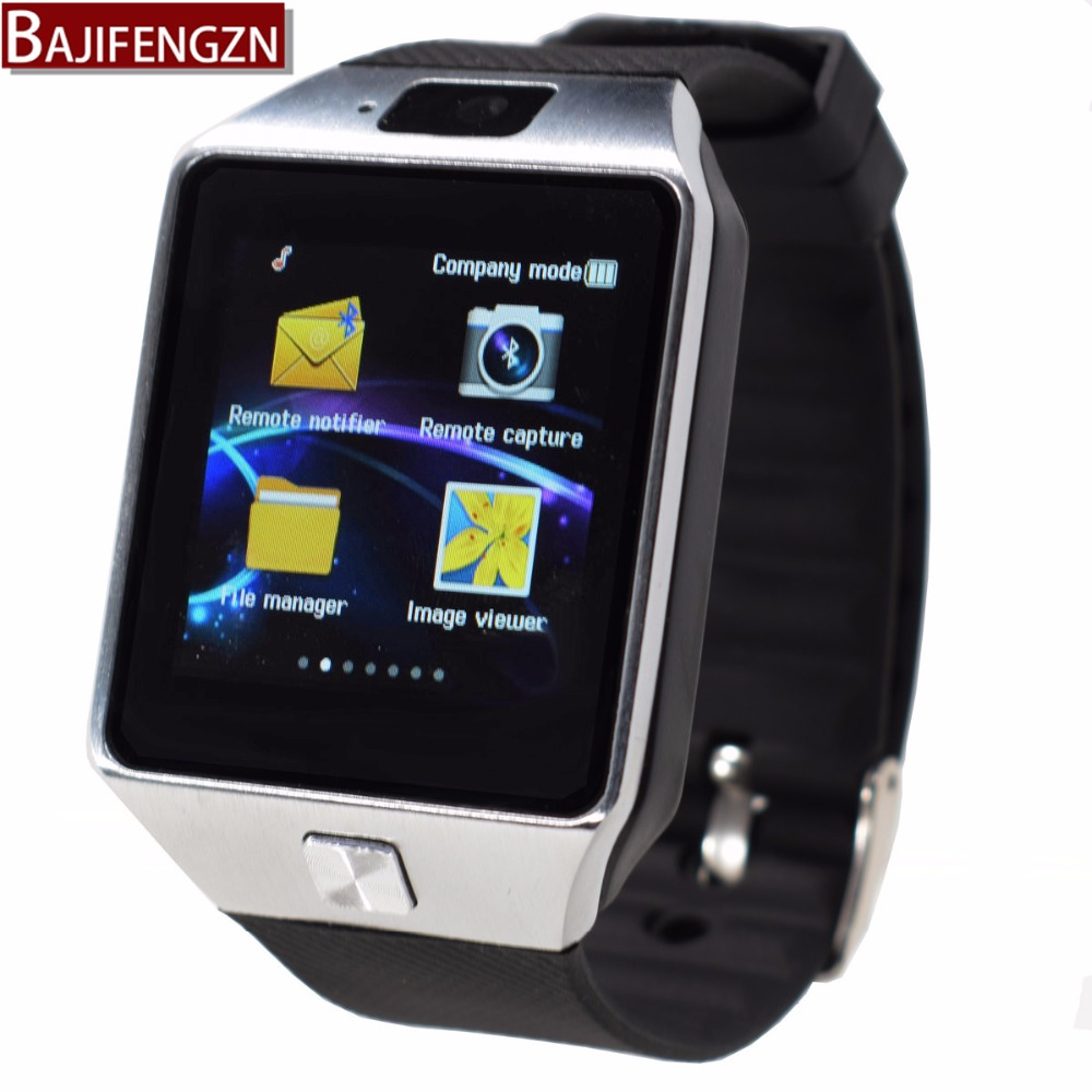 imágenes para Reloj inteligente para android bluetooth podómetro Deporte Apoyo Whatsapp SmartWatches para huawei xiaomi Teléfono Cámara GT08 A1 GV18