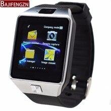 Reloj inteligente para android bluetooth podómetro Deporte Apoyo Whatsapp SmartWatches para huawei xiaomi Teléfono Cámara GT08 A1 GV18