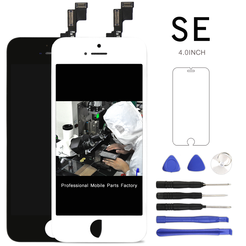 Alibaba China Grade AAA Quality LCD Display For IPhone SE Mobile Phone Touch Screen Digitizer Assembly