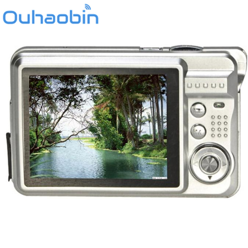 Ouhaobin 18 Mega Pixels CMOS 2 7 inch TFT LCD Screen HD 720P Digital Camera Oct Ouhaobin  18 Mega Pixels CMOS 2.7 inch TFT LCD Screen HD 720P Digital Camera Oct 16 Dropship