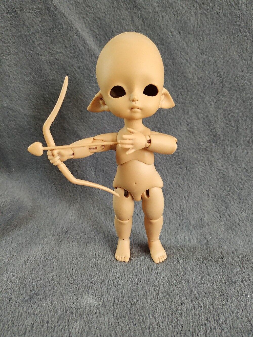 Bjd/sd poupée elfe animal-petit ange bébé yeux libres