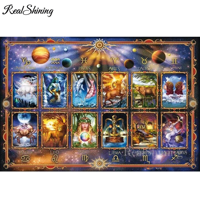 5D DIY diamond Painting full square round drill embroidery ...