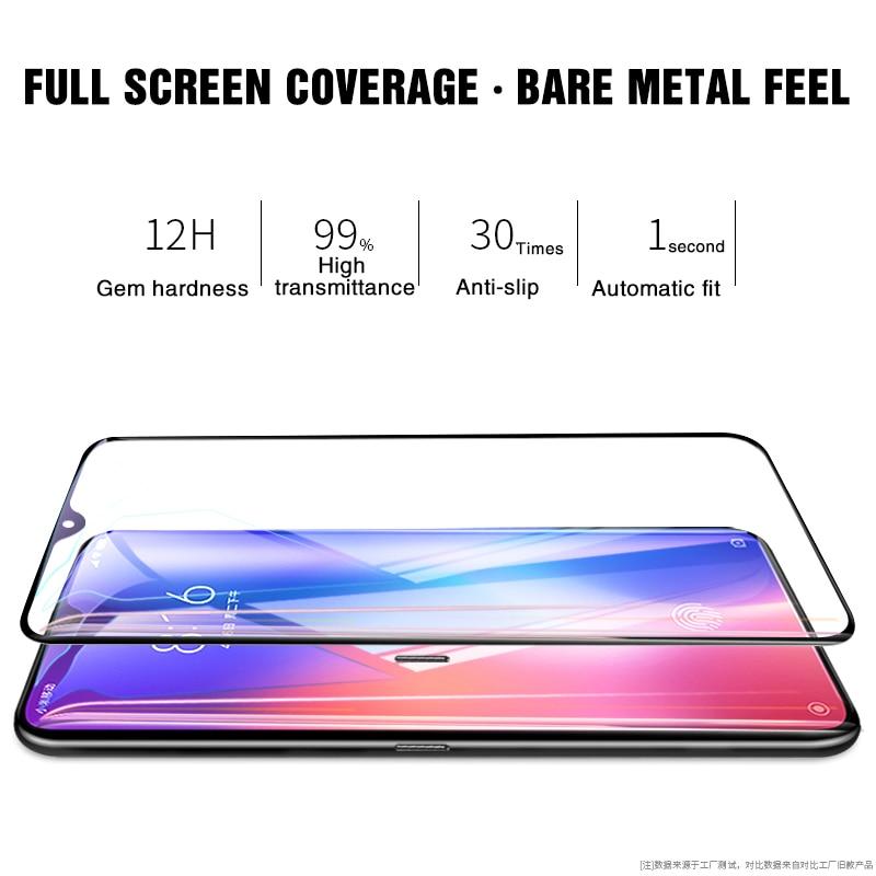 Image 5 - 9D Vetro Temperato Per Xiaomi Redmi nota 7 6 5 Pro Protezione  Dello Schermo Per Redmi 6 6A 5 5A 5 più S2 Vetro Pellicola Protettiva  Sulla nota 7-in Proteggi schermo per telefono da Cellulari e  telecomunicazioni su