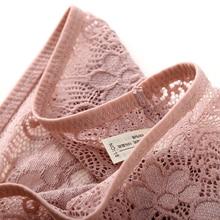 Women Fashion High Quality Cotton Low Waist Underwear