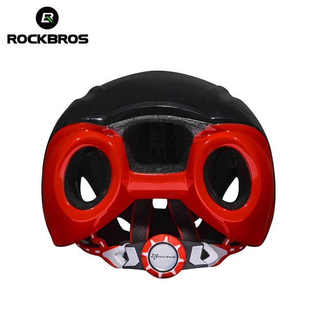 ROCKBROS New Jet-Propelled Bicycle Helmet MTB Mountain Cycling Preumatic Helmet Women Men Ultrafast Integrally-Molded 4 Color