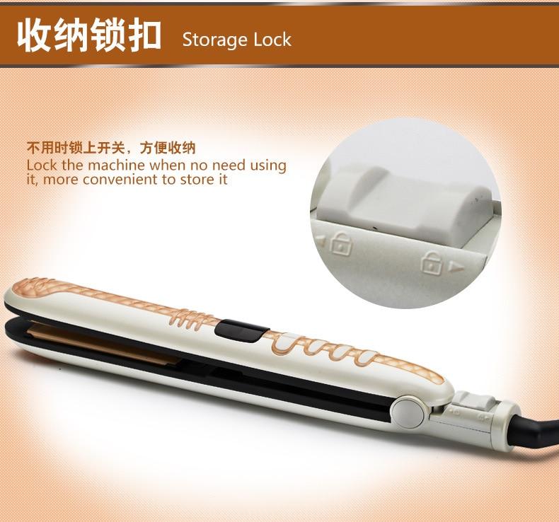 planchas de cabello ferro modelador de cabelo Styling Ferramentas
