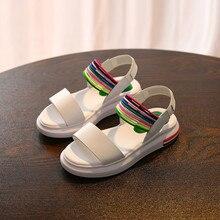Parent-child Sandals Parental Casual Shoes for Kids Girls Sandals Mom and Daughter Casual Shoes Tenis Infantil Eur Size 26-39