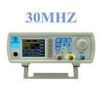 JDS6600 시리즈 30MHZ 디지털 제어 듀얼 채널 DDS 신호 발생기/펄스 신호 소스 주파수 측정기 20% 할인