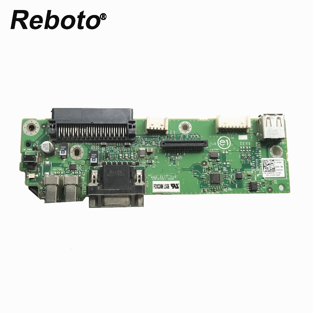 US $23 56 5% OFF|Original For DELL POWEREDGE R710 USB VGA IO CONTROL PANEL  BOARD WX011 CN 0J800M 0J800M J800M 100% Tested Fast Ship-in Computer Cables