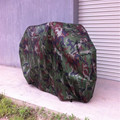 Universal Forest Camouflage XL Motorcycle Cover Outdoor Weatheproof Rain Protector For Motor Cover Bike