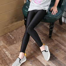 Elastic Girl's Leggings