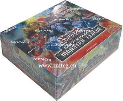 [ESTARTEK] Original KONAMI Yugioh Card English Edition Monster League ML Battle Deck 3 Yu-Gi-Oh Trading Card Game(China)