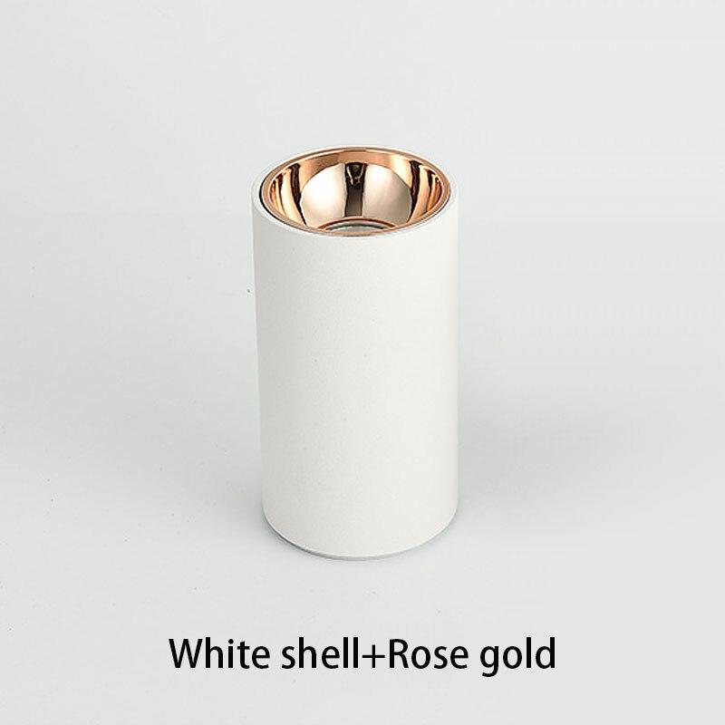 White-Rose gold