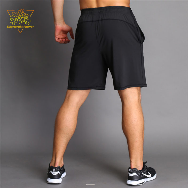 JSPD12019 Pantallona të shkurtra për burra 2 Rripa tërheqës xhepi - Veshje sportive dhe aksesorë sportive - Foto 2