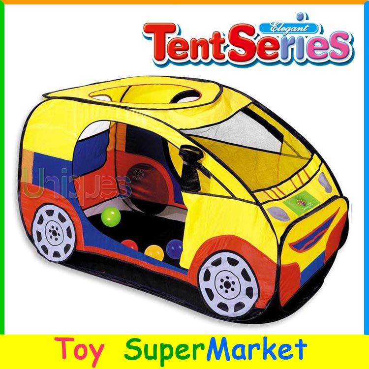 car tent kids play house tent outdoor sport beach lawn tent ocean ball pool for children collect store toys best infant toys
