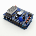 Adeept New New Multifunctional Expansion Board Shield for Arduino Raspberry Pi ARM AVR DSP PIC Freeshipping headphones