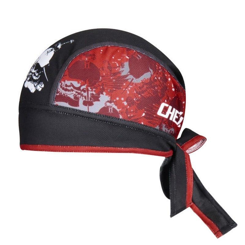 Security & Protection Cheji Sports Scarf Cycling Head Scarf Pirate Hats Caps Bandana Bike Bicycle Breathable Headwear Headband Uv Protection