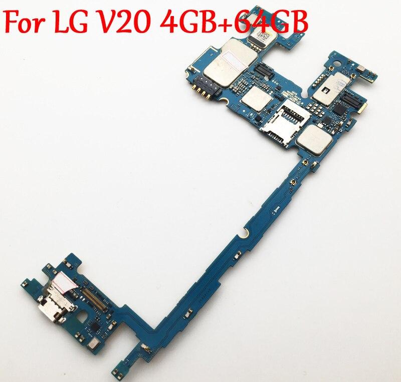 For LG V20 H910 H918 H990 H990N VS955 F800 Original Unlocked