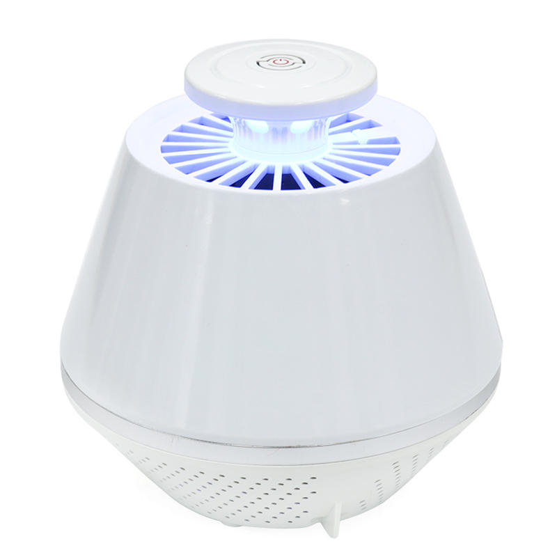 Mising DC 5V 5.5W Mosquito Killer Lamp LED USB Electronic Mosquito Repellent Lamps Photocatalyst Insect Fly Pest Killer Light