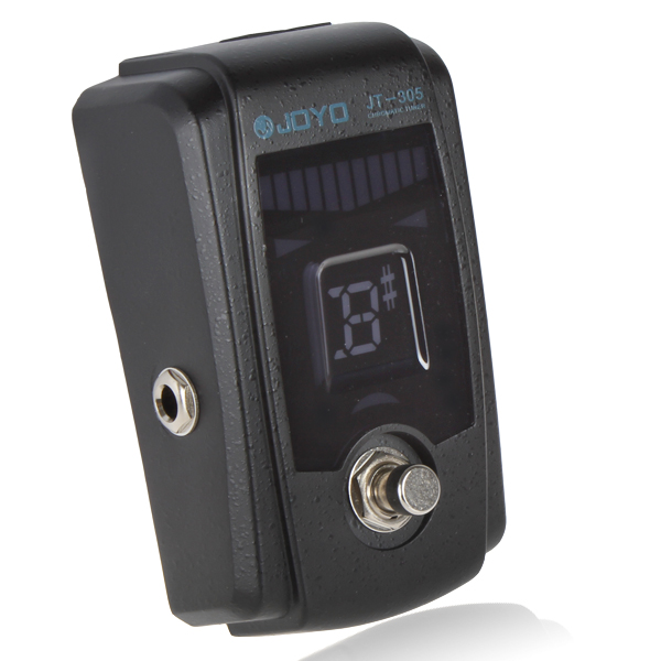 JOYO JT-305 Metal Casing Chromatic Pedal Tuner with 4 Display Modes всесезонная шина toyo open country a t 235 75 r15 104s lt owl