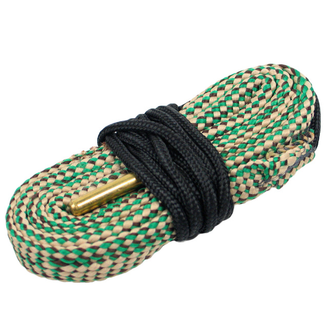 Bore Snake Cleaner 30 cal. 308Cal 30 – 06. 300cal. 303 & 7.62 mm Hunting Gun Accessories Cleaning Rope Hunting