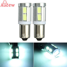 2Pcs Turn Siangl Light BAX9S H6W 10SMD Car LED Sidelight Bulbs For BMW 3 Series F30 F31 F34