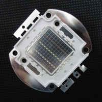 Darmowa wysyłka 30 W wysokiej mocy RGB LED czerwony, zielony, niebieski, Chip 30 Watt LED żarówki lampy