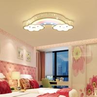 Boys Child Kids Baby Room Lights Lighting Fixtures Cloud Girls Bedroom Lamp Animal Butterfly Cartoon Children Ceiling Lights