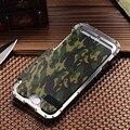 R-JUST Оригинальный Броня Король Из Нержавеющей Стали Металлический Корпус Для iPhone 6 6 SPlus Samsung Galaxy Note 4 5 S6 Edge Plus S7 Край s7 JS0517