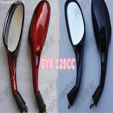 GY6 125CC 125 SCOOTER rearview mirror motorcycle clockwise screw thread 8MM FREE SHIPPING