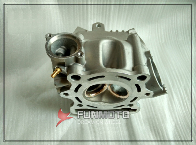 CYLINDER HEAD OF HISUN 400-6ATV